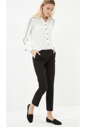 Koton Kadın Klasik Pantolon Siyah