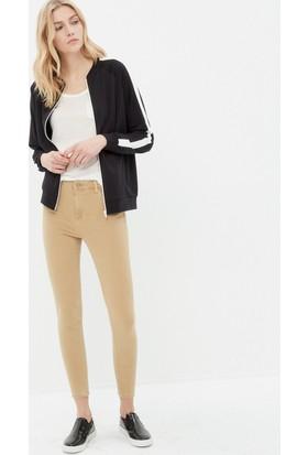 Koton Kadın Skinny Pantolon Taba