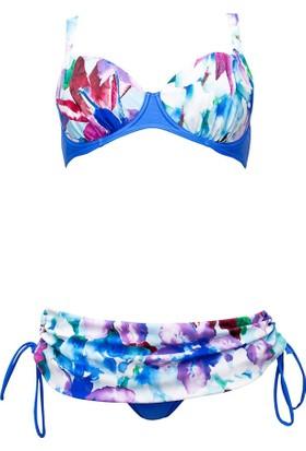 Marc & Andre Kadın Lp1401-442 Orta Bel Bikini