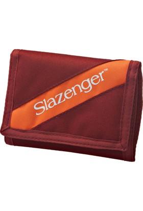 Slazenger Heze Wallet Burgundy Turuncu Unisex Spor Cüzdan