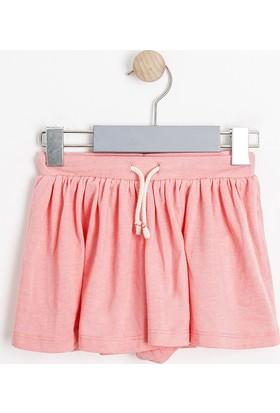 Soobe Kız Çocuk Şort Pink Tint