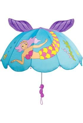 Kidorable Çocuk Şemsiyesi - Denizkızı