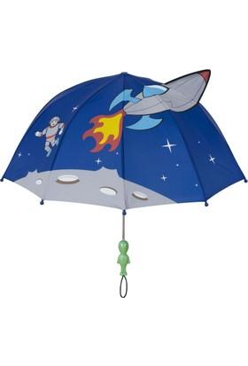 Kidorable Çocuk Şemsiyesi - Uzay Kahramanı
