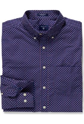 Gant Erkek Gömlek Mavi 3475101