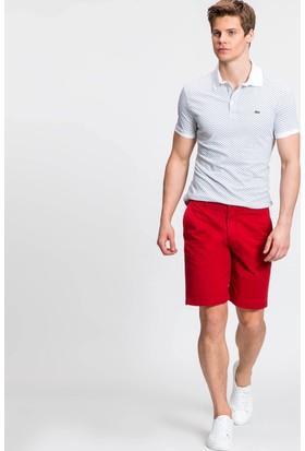 Lacoste Erkek Bermuda Kırmızı FH82321