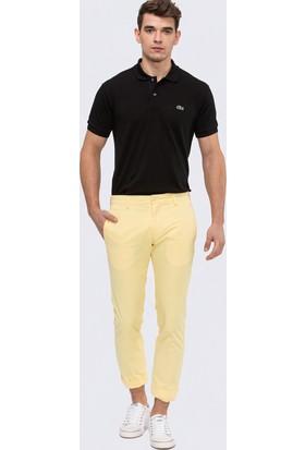Lacoste Erkek Pantolon Sarı HH73981