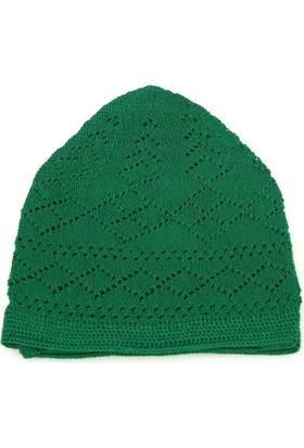Hedisam Jilatinli Takke Yeşil (12 Adet)