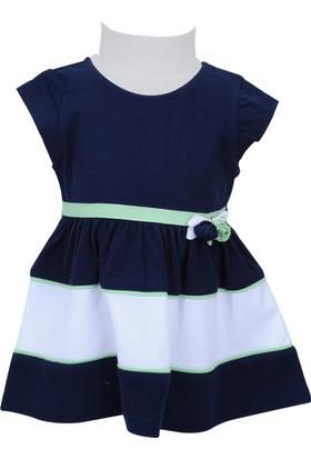 Zeyland Kız Çocuk Lacivert Elbise - 71M2YSR36