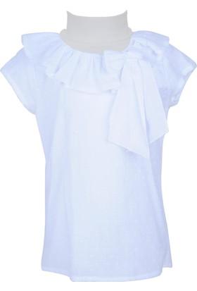 Zeyland Kız Çocuk Beyaz Gömlek - 71M4DJG81