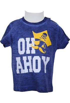 Zeyland Erkek Çocuk Lacivert T-shirt - 71Z1BLN51