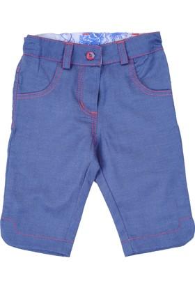 Zeyland Kız Çocuk Mavi Kapri - 71Z2MPC01