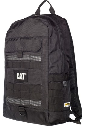 Cat Sırt Çantası Ct83392-01 Siyah