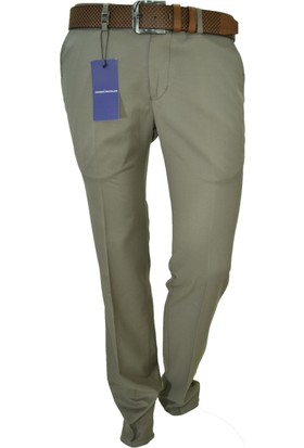 Arvedo Erkek Pantolon Bej Slim Fit 83116