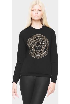 Guice Paris Versace Medusa Sweater Model Bayan Sweatshırt