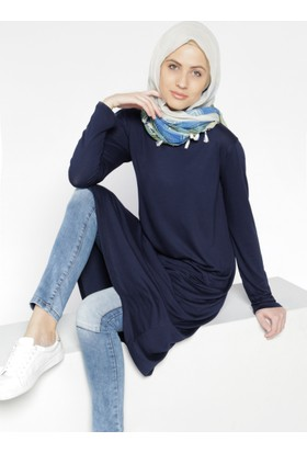 Ara Boy Basic Tunik - Lacivert - Everyday Basic
