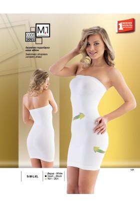 Emay Seamless (Dikişsiz) Toparlayıcı Uzun Elbise - 5065