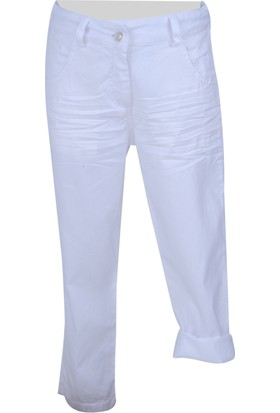 Zeyland Kız Çocuk Beyaz Pantolon - 71Z4FRJ01