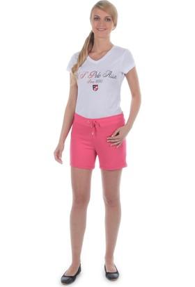 U.S. Polo Assn. Kadın Örme Şort