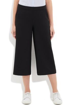 Mavi Kadın Siyah Gaucho Pantolon