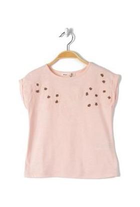 Koton Kids T-Shirt - Pembe