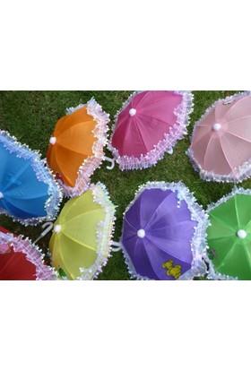 TveT Dekoratif Mini Şemsiye