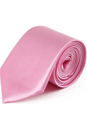 Brango Düz Saten Klasik Kravat