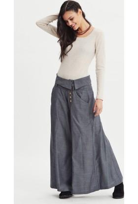 Los Banditos Kadın Gri Goa Pantolon P27
