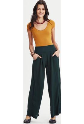Los Banditos Kadın Yeşil Nayah Pantolon P54