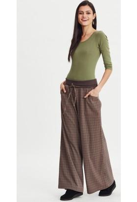 Los Banditos Kadın Bej Marla Pantolon P81