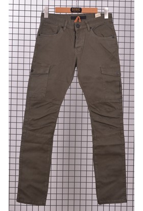 Burucline Erkek 4718 Genıe Komando Pantolon 17-1