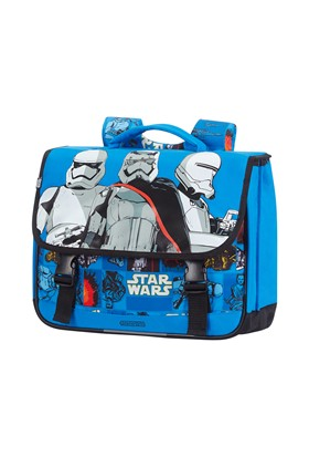American Tourister New Wonder Okul Çantası Star Wars Mavi