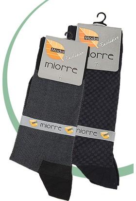 Miorre Desenli Modal Erkek Çorabı 1029021