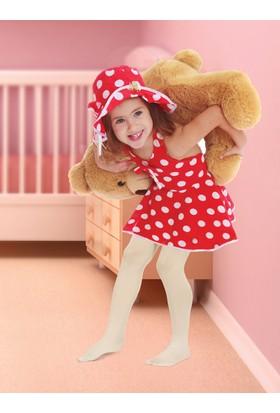Pierre Cardin Litsa Mikro 40 Desenli Külotlu Çocuk Çorabı 230000608