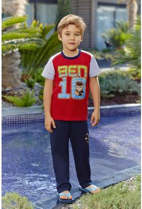 Roly Poly Benten Lisanslı Erkek Çocuk Pijama Takım
