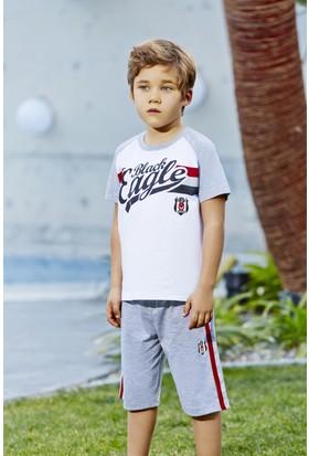 Roly Poly Beşiktaş Lisanslı Genç Erkek Pijama Takımı