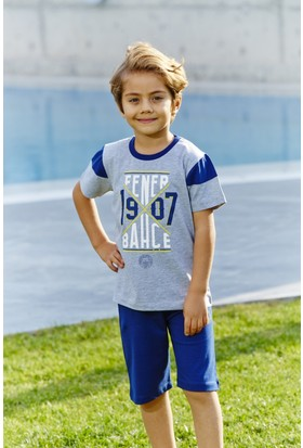 Roly Poly Fenerbahçe Lisanslı Erkek Çocuk Pijama Takımı
