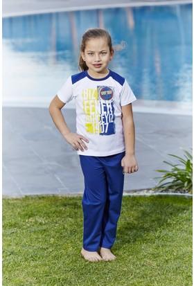Roly Poly Fenerbahçe Lisanslı Genç Kız Pijama Takımı