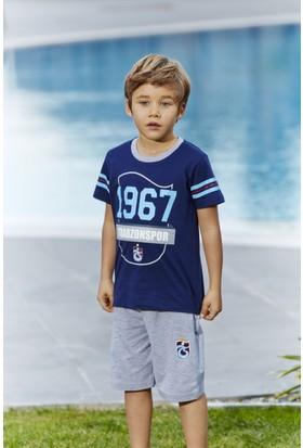 Roly Poly Trabzonspor Lisanslı Genç Erkek Pijama Takımı