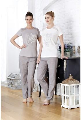 Pierre Cardin Lisanslı Kadın Pijama Takımı