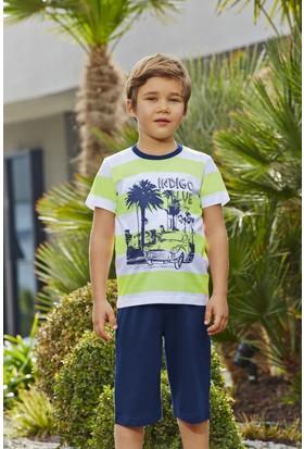 Roly Poly Süprem Erkek Çocuk Bermuda Takım