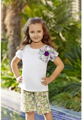 Roly Poly Süprem Genç Kız Bermuda Takım