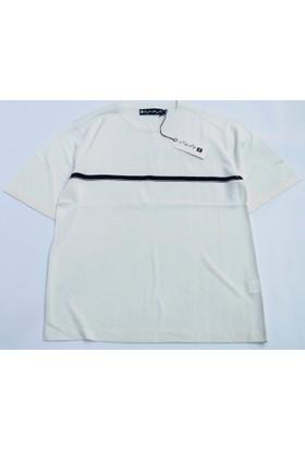 Soft Style Erkek Bisiklet Yaka Tshirt 1205