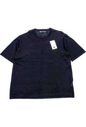 Soft Style Erkek Bisiklet Yaka Tshirt 1207