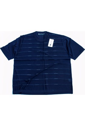 Soft Style Erkek Bisiklet Yaka Tshirt 1210