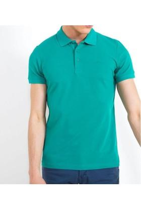 Cazador Polo Yaka T-Shirt Slim Fit Nefdi 4613
