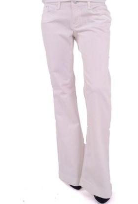 Loft Angelina Era Wash Beyaz Kadın Pantolon 2004173