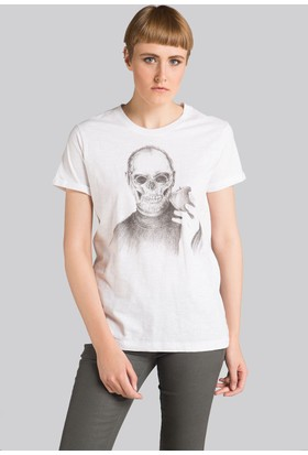 Happiness Jobs Skull T-Shirt16049