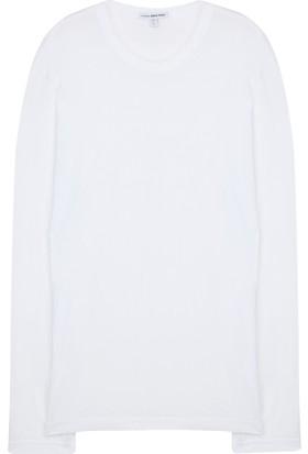 JAMES PERSE Yuvarlak Yaka T-Shirt29332