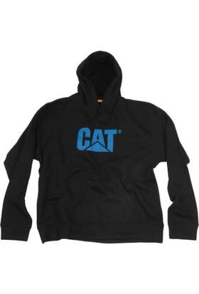 Caterpillar 2910758 Sweatshirt Kapüşonlu Siyah