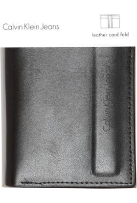 Calvin Klein 79610-Blk Cüzdan